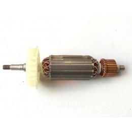 Якорь (ротор) для болгарки Intertool 125/1100