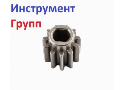 Шестерня для электропилы под 2 шлица