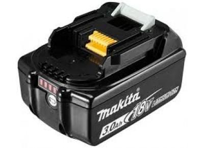 Аккумулятор Макита Makita BL1830 Li-ion 18 В/3 Aч (638409-2)