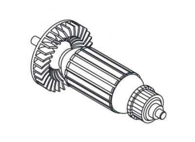 Якорь цепной пилы DWT (ДВТ) HKS-190/190VS ПЦ 1400Вт