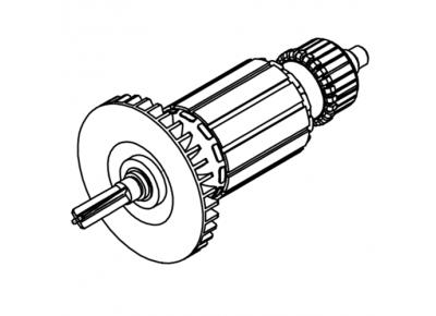 Якорь (ротор) для лобзика Stern (Штерн) 650Вт