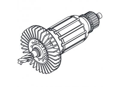 Якорь (ротор) для лобзика 710Вт