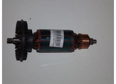 Якорь (ротор) для ленточной шлифмашины WinTech (Винтеч) 900Вт