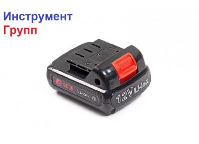 Аккумулятор литиевого шуруповерта Эдон-EDON 12V