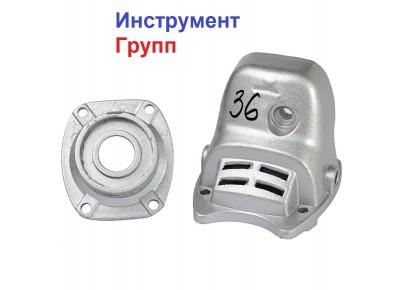Корпус редуктора болгарки ШТЕРН (STERN) 115E
