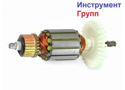 Якорь (ротор) для дрели ИЖ ДУ-350 (117х32 5-з вправо)