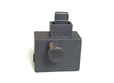 Кнопка включения болгарки DWT-125 L/LV (с блокировкой)