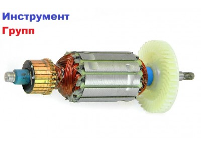 Якорь (ротор) для рубанка ИЖМАШ ПРОФИ ИПР-1470