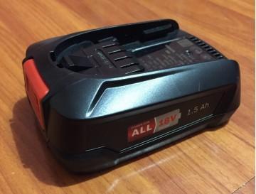 Купить Аккумулятор Бош Bosch 2607337187 18в 1,5а литий