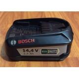 Аккумулятор Бош Bosch 2607337193 14,4 V 2,5 Ah Li-Ion Литий