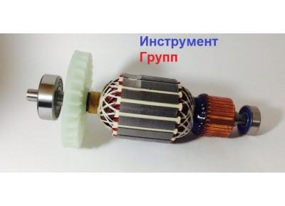 Якорь (ротор) для цепной пилы Тайга Профи ТПЭ-2500+подшипник