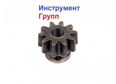 Шестерня на бетономешалку 10 зубов (19*60*44)