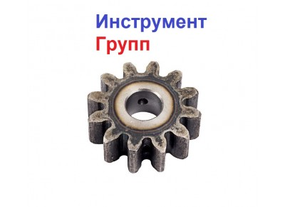 Шестерня на бетономешалку 12 зубов (20*65*22)