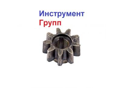 Шестерня на бетономешалку 9 зубов (17*54*30)
