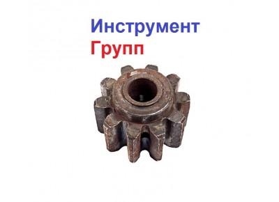 Шестерня на бетономешалку 10 зубов (15*49*34)