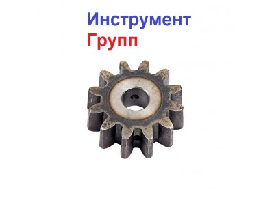 Шестерня на бетономешалку 12 зубов (17*65*22)