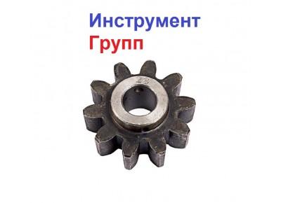 Шестерня на бетономешалку 10 зубов (19*64*28)