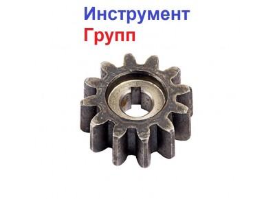Шестерня на бетономешалку 12 зубов (19*70*27)