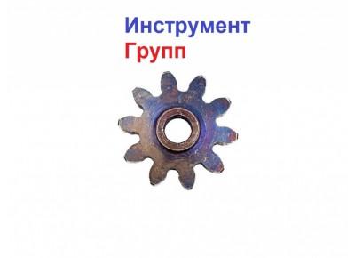 Шестерня на бетономешалку 10 зубов (15*67*15)