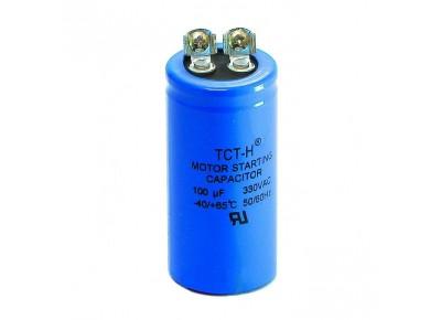 Конденсатор пусковой 100 mF, CD60 330 VAC