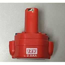 Аккумулятор шуруповерта Makita 12V 2.0 Ah Ni-Cd