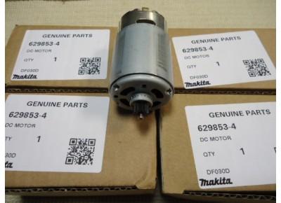 Двигатель на шуруповерт Makita 10.8 V DF030D/DF3301300, оригинал 629853-4