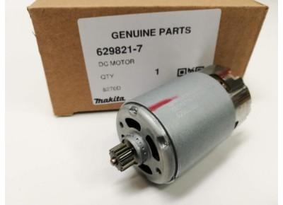 Двигатель на шуруповерт Makita 12 V 6270D 6271D Оригинал 629821-7