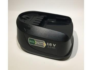 Купить Аккумулятор Bosch (18 В; 2.0 А/ч; Li-lon) 1850603
